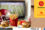 McDonald's McDelivery 50 Burger Sweepstakes