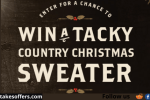 Beringer Bros Tacky Sweater Sweepstakes