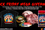 Hog Wild Barbeque Black Friday Giveaway