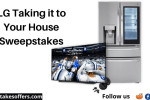 LG Taking it to Your House Sweepstakes