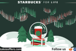 Starbucks For Life Holiday Edition Game Sweepstakes