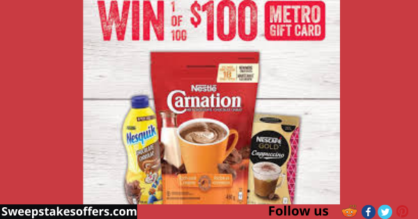 Metro Stir Up Your Holiday Contest