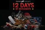 Pure Hockey 12 Days of Giveaways