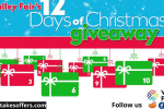 Valley Fair 12 Days Of Christmas Giveaway