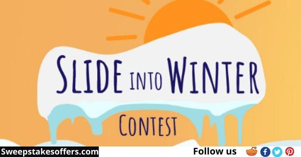 Sunkist Slide into Winter Contest