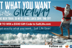 Salt Life Get What You Want Giveaway