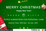 Share To Win 10 Pcs Humidifiers Christmas Gifts Giveaway