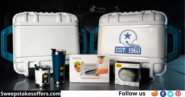 Dallas Cowboys Ultimate Tailgating Prize Pack Giveaway