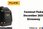 Fastenal Fluke December 2020 Giveaway