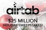 IHeartradio Airtab Holiday Sweepstakes