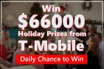 T-Mobile Upgrade Your Home Experiences Sweepstakes