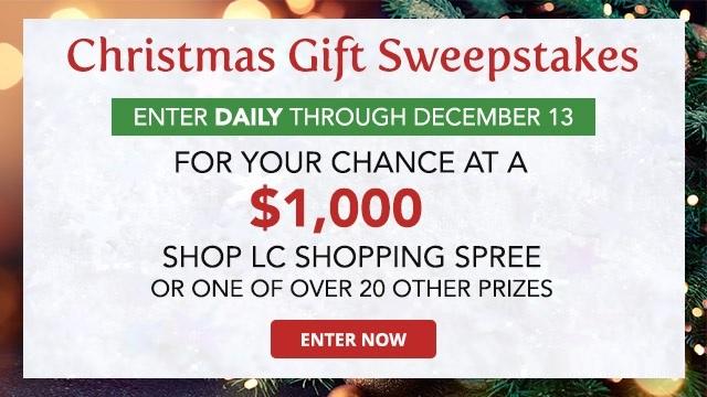 Shoplc.com/sweeps
