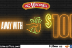 Old Wisconsin Walk Away With $10k Sweepstakes