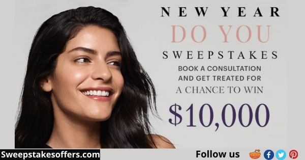 Allergan New Year Do You Sweepstakes