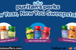 Puritans Perks New Year New You Sweepstakes