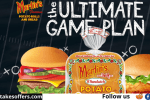 Martin's Ultimate Game Plan Sweepstakes