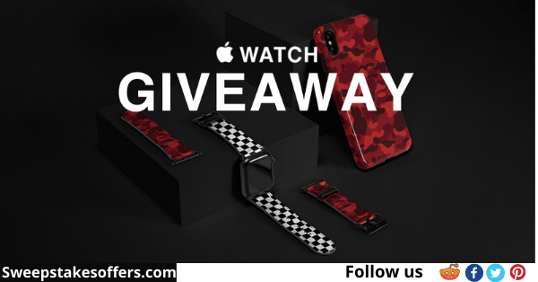 Skinit Apple Watch Giveaway
