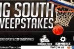Big South Basketball Sweepstakes