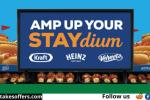 Kraft Amp Up Your STAYdium Sweepstakes