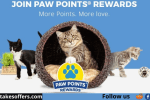 Fresh Step Paw Points Sweepstakes