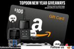 TOPDON New Year Giveaway