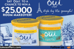 Oui by Yoplait Style by the Spoonful Instant Win Game