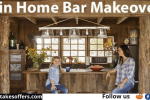 Home Bar Makeover Giveaway