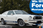 Ford Mustang 2 Giveaway 2021