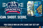 Sam Adams Brackets and Beers Sweepstakes