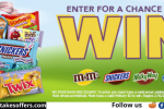 Mars Easter Military Sweepstakes