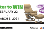 Nebraska Furniture Mart International Women's Day Giveaway