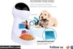 Woman World 3L Pet Food Dispenser Sweepstakes