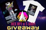 Hex NFT And T-Shirt Giveaway