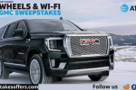 AT&T Wheels & Wi-Fi GMC Sweepstakes
