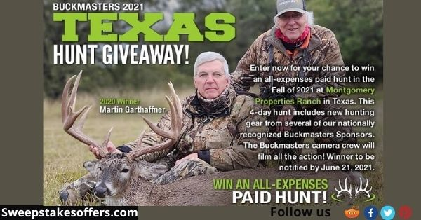 Buckmasters.com/contests