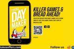 Dave Killer Bread Total Day Maker Game Giveaway