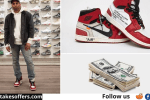 Omaze Sneaker Giveaway