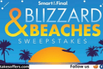 Smart & Final Frozen Food Month Sweepstakes