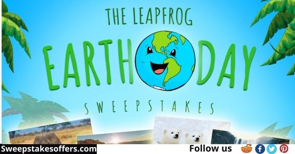 LeapFrog Earth Day Sweepstakes