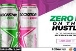 Rockstar Zero In On The Hustle Sweepstakes