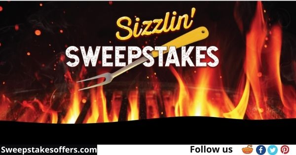 Sunset Sizzlin Sweepstakes