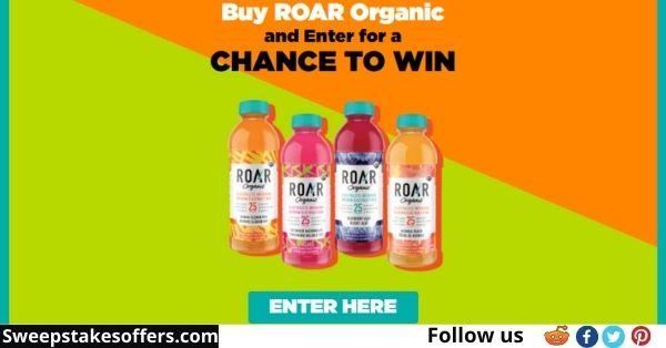 Circle K Roar Organic Contest
