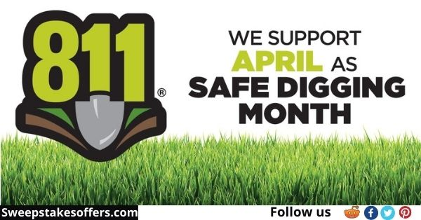 Georgia 811 Safe Digging Month Giveaway