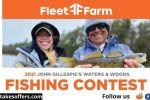 Fleet Farm Gillespie Fishing Getaway Sweepstakes