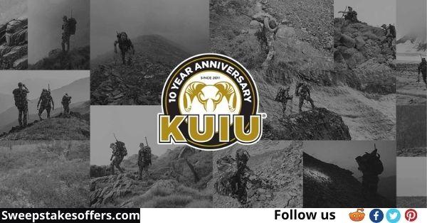 Kuiu.com/Anniversary