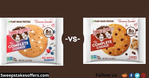 Lenny & Larry's Summer Snackin Sweepstakes