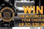 Bikers Win Motorcycle Sweepstakes