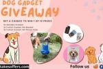 Gadget User Dog Gadget Giveaway