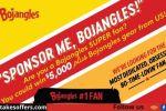 Bojangles.com/SponsorMeBojangles