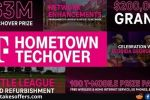 T-Mobile's Hometown Techover Contest